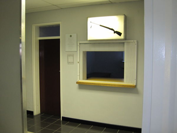 The firearms declaration office is located directly next to the baggage claim area on the left handside, the process to obtain your temporary importation of firearms and ammunition permit could not be more hunter friendly and usually only takes a few minutes.