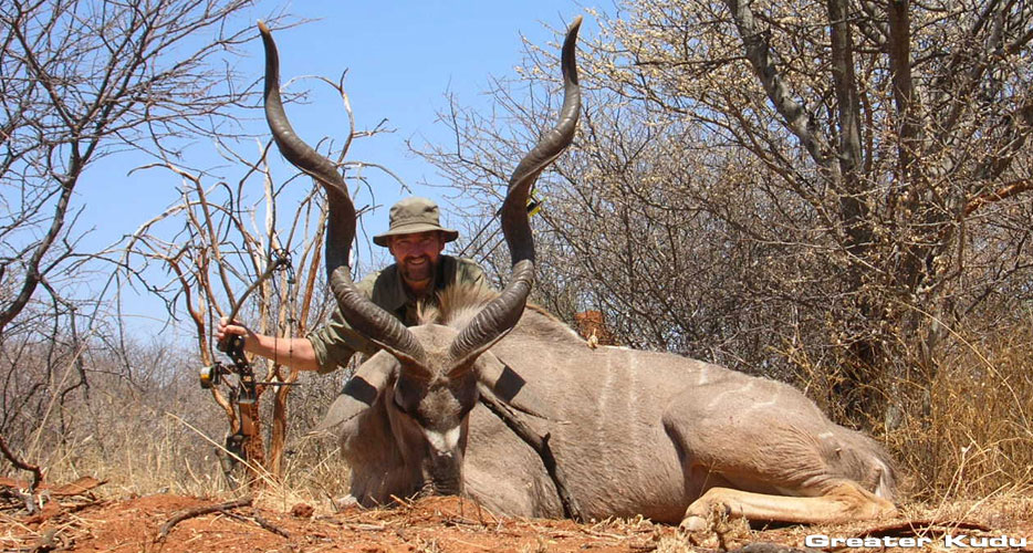 Bow Hunting Namibia