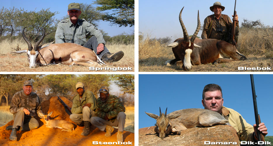 Hunting Africa Namibia