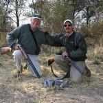 Bird hunting in Africa, Namibia